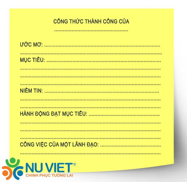 success-formula-nu-viet